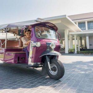 Thailand Honeymoon Packages U Sathorn Bangkok Tuk Tuk