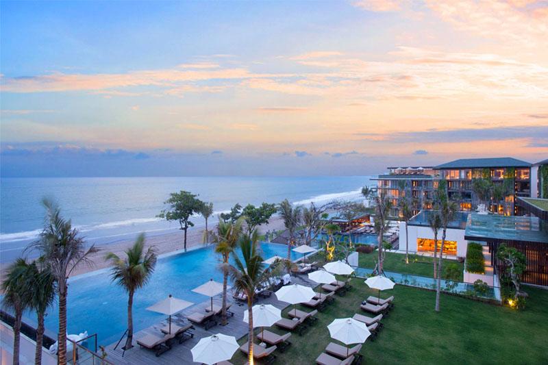 Top Infinity Pool In Bali Alila Seminyak
