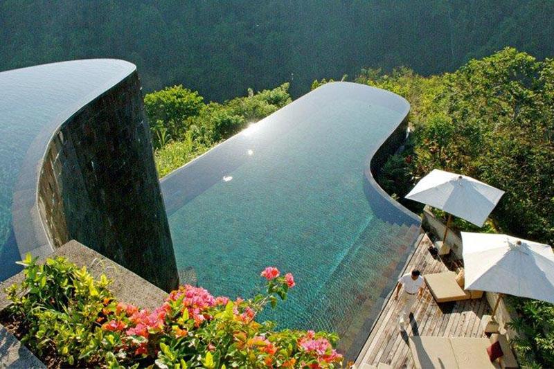 Top Infinity Pool In Bali Hanging Gardens Of Bali