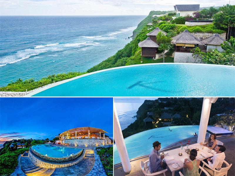 Top Infinity Pool In Bali Karma Kandara