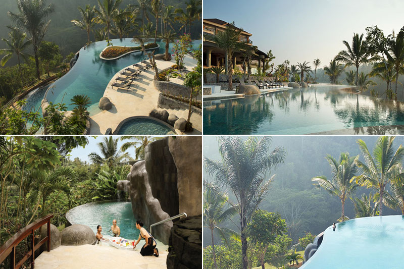 Top Infinity Pool In Bali Padma Resort Ubud