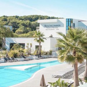 France Honeymoon Packages Beachcomber French Riviera Hotel Exterior