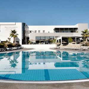 France Honeymoon Packages Beachcomber French Riviera Hotel Exterior Pool