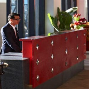 South Africa Honeymoon Packages The Silo Cape Town 6th Floor Concierge Desk
