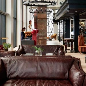 South Africa Honeymoon Packages The Silo Cape Town 6th Floor Reception Area
