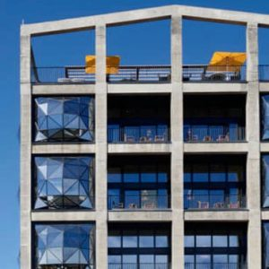 South Africa Honeymoon Packages The Silo Cape Town Hotel Exterior