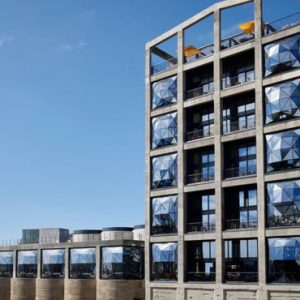 South Africa Honeymoon Packages The Silo Cape Town Hotel Exterior1