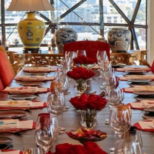 South Africa Honeymoon Packages The Silo Cape Town Private Dining