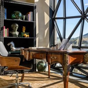 South Africa Honeymoon Packages The Silo Cape Town The Penthouse