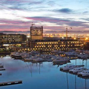 South Africa Honeymoon Packages The Silo Cape Town Location