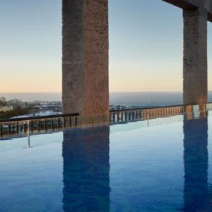 South Africa Honeymoon Packages The Silo Cape Town Rooftop Pool
