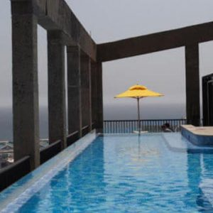 South Africa Honeymoon Packages The Silo Cape Town Silo Pool