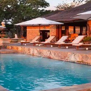 South Africa Honeymoon Packages Elandela Private Game Reserve Pool2