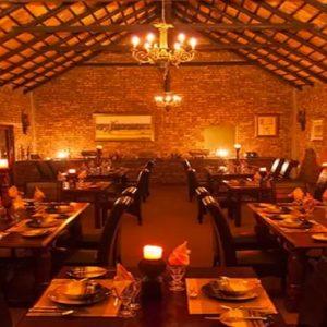 South Africa Honeymoon Packages Elandela Private Game Reserve Restaurant