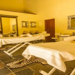 South Africa Honeymoon Packages Elandela Private Game Reserve Spa Treatment Room