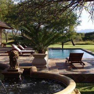 South Africa Honeymoon Packages Elandela Private Game Reserve Hotel Exterior