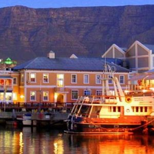 South Africa Honeymoon Packages The Commodore South Africa V&A Waterfront