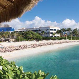 Mexico Honeymoon Packages Hard Rock Hotel Riviera Maya Beach View