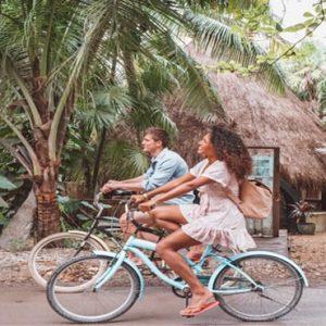 Mexico Honeymoon Packages Hard Rock Hotel Riviera Maya Bike Tour