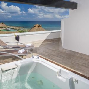 Mexico Honeymoon Packages Hard Rock Hotel Riviera Maya Deluxe Platinum Sky Terrace (Heaven Adults Only Section)1
