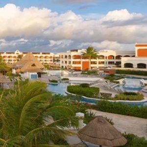 Mexico Honeymoon Packages Hard Rock Hotel Riviera Maya Hacienda View