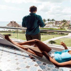 Mexico Honeymoon Packages Hard Rock Hotel Riviera Maya Heavenly Balcony Suite