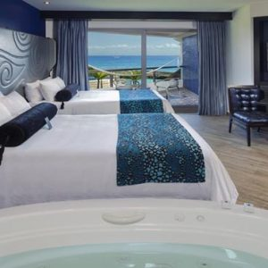 Mexico Honeymoon Packages Hard Rock Hotel Riviera Maya Rock Suite Platinum (Two Bedroom) With Personal Assistant (Heaven Adults Only Section)