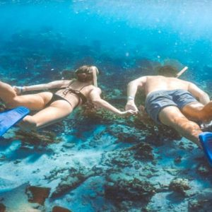 Mexico Honeymoon Packages Hard Rock Hotel Riviera Maya Snorkelling