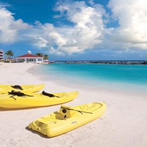Mexico Honeymoon Packages Hard Rock Hotel Riviera Maya Kayaks On The Beach