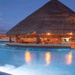 Mexico Honeymoon Packages Hard Rock Hotel Riviera Maya The Pool Bar