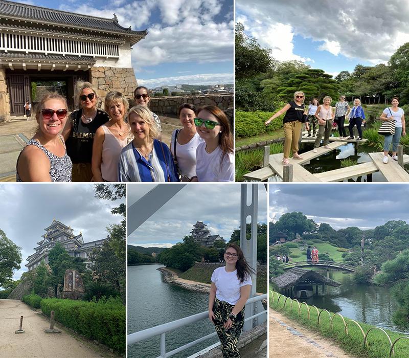 Abbies Japan Trip Day 1 Korakuen Gardens And Okayama Castle