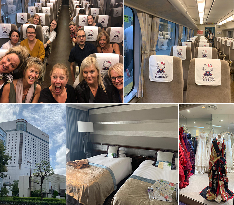 Abbies Japan Trip Day 1 Bullet Train And Hotel1
