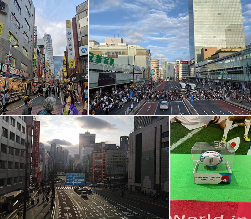 Abbies Japan Trip Day 4 Tokyo, Shinjuku's Skyscraper District