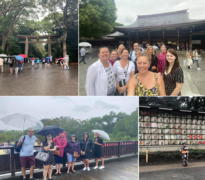 Abbies Japan Trip Day 4 Tokyo, The Meiji Shrine