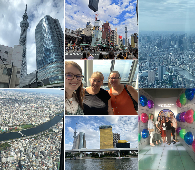Abbies Japan Trip Day 5 Tokyo Sky Tree