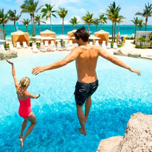 Bahamas Honeymoon Packages Grand Hyatt Baha Mar Gallery Pool 3