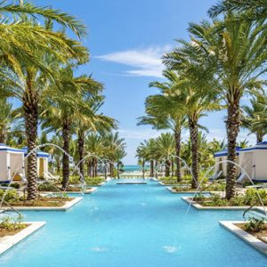 Bahamas Honeymoon Packages Grand Hyatt Baha Mar Infinity Pool