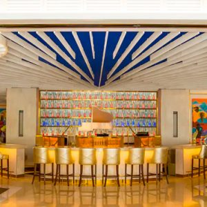 Bahamas Honeymoon Packages Grand Hyatt Baha Mar Jazz Bar