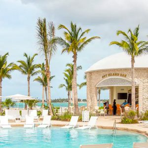 Bahamas Honeymoon Packages Grand Hyatt Baha Mar Out Island Bar