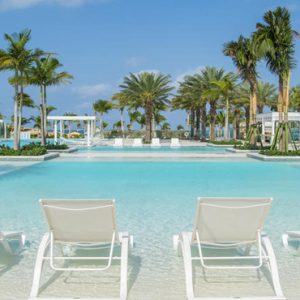 Bahamas Honeymoon Packages Grand Hyatt Baha Mar Pool