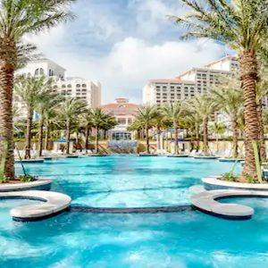Bahamas Honeymoon Packages Grand Hyatt Baha Mar Pool2