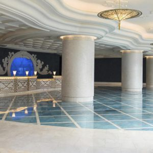 Bahamas Honeymoon Packages Grand Hyatt Baha Mar Lobby