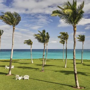 Bahamas Honeymoon Packages The Ocean Club, A Four Seasons Resort Garden Sea View