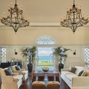 Bahamas Honeymoon Packages The Ocean Club, A Four Seasons Resort Lobby