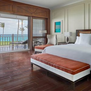 Bahamas Honeymoon Packages The Ocean Club, A Four Seasons Resort Luxury Oceanfront Room (Crescent Wing)