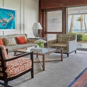 Bahamas Honeymoon Packages The Ocean Club, A Four Seasons Resort Luxury Oceanfront Suite (Crescent Wing)