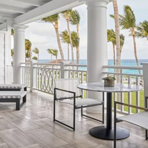 Bahamas Honeymoon Packages The Ocean Club, A Four Seasons Resort Ocean View One Bedroom Suite (Hartford Wing)1