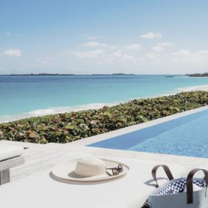 Bahamas Honeymoon Packages The Ocean Club, A Four Seasons Resort Pool And Sea Views