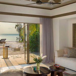 Maldives Honeymoon Package InterContinental Maldives Maamunagau Resort 1 Bedroom Beach Pool Villas