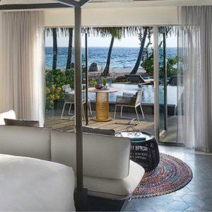 Maldives Honeymoon Package InterContinental Maldives Maamunagau Resort Beach Pool Villas 2